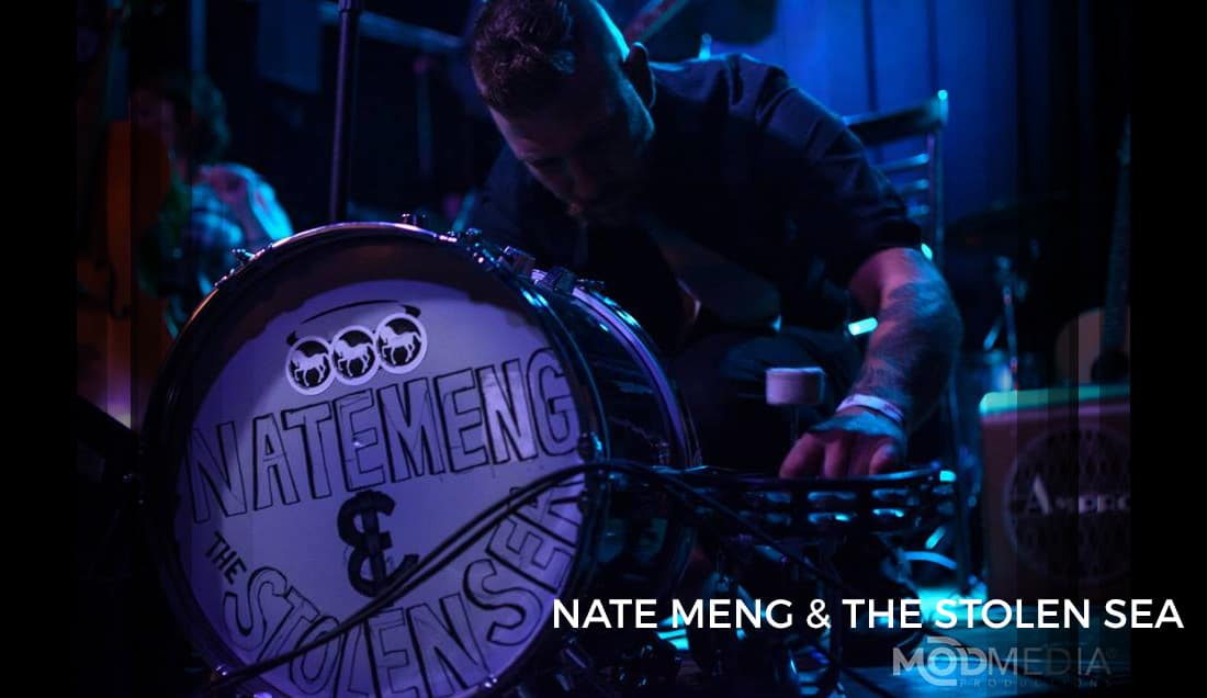 Nate Meng & The Stolen Sea